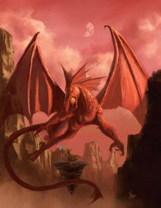DragonCall-vshane