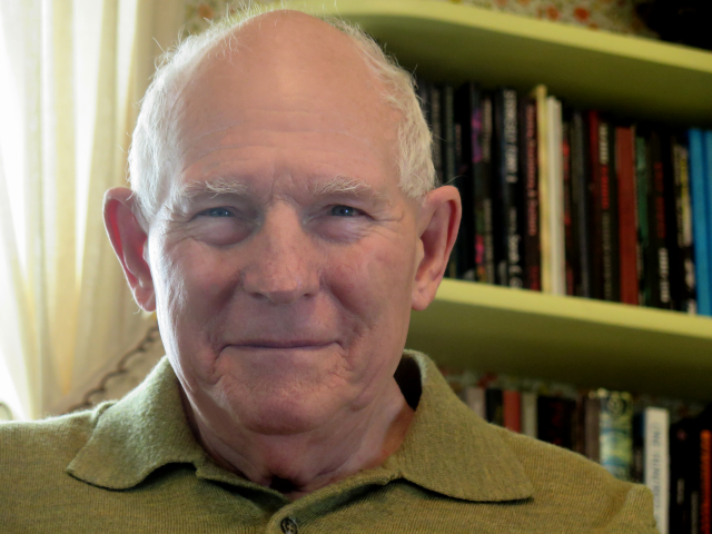 Author Ed Ahern