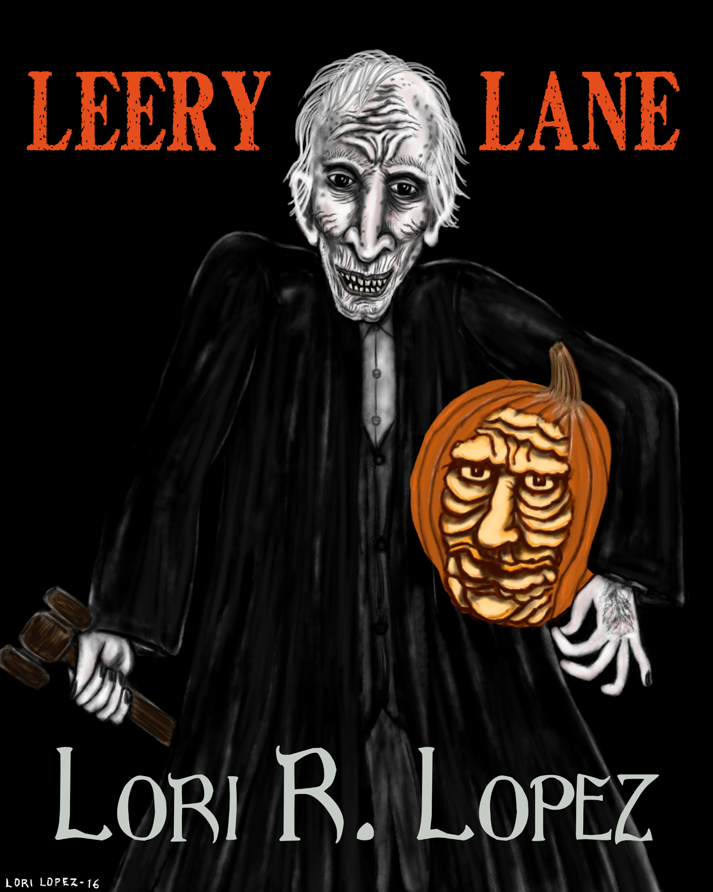 The Art of Lori R. Lopez 19