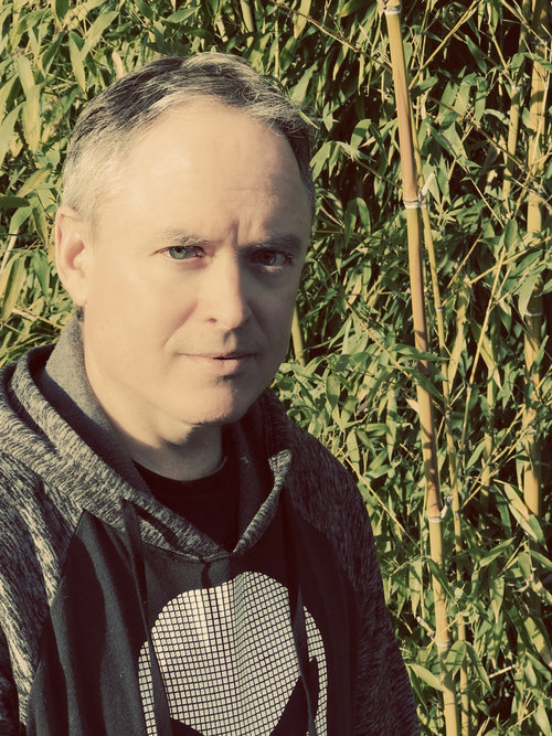 Author Fred Nolan